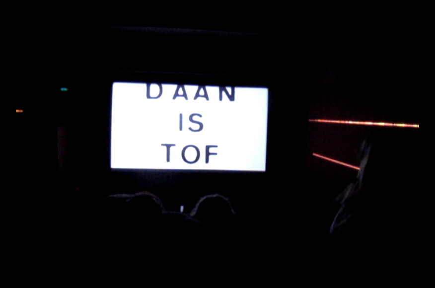 DAAN IS TOF – 5 Frames In Pathé